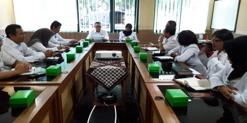 Entry Meeting BPK Tahun 2019
