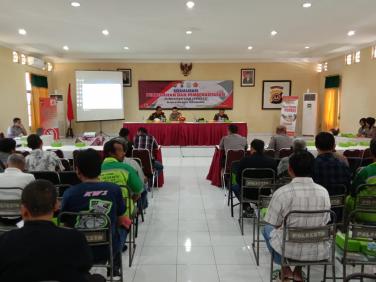 Sosialisasi Saber Pungli 2019