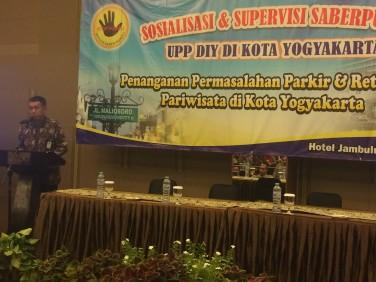 Sosialisasi & Supervisi Saberpungli Di Kota Yogyakarta