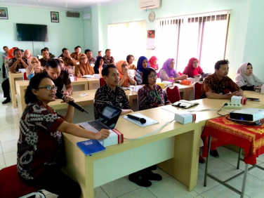 In House Training - Kendali Mutu Audit