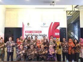 Exit Meeting Survey Penilaian Integritas Kota Yogyakarta 2019