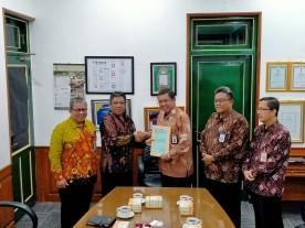 Inspektorat Kota Yogyakarta Raih Level 3 Kapabilitas APIP