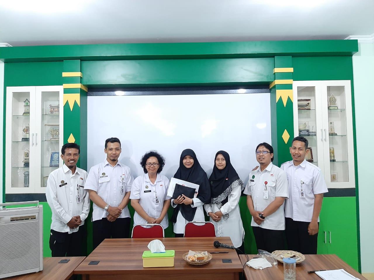 Pemilihan Pengurus Forum Auditor Inspektorat Kota Yogyakarta 2020-2023