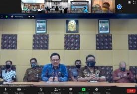 Entry Meeting Melalui Zoom Meeting