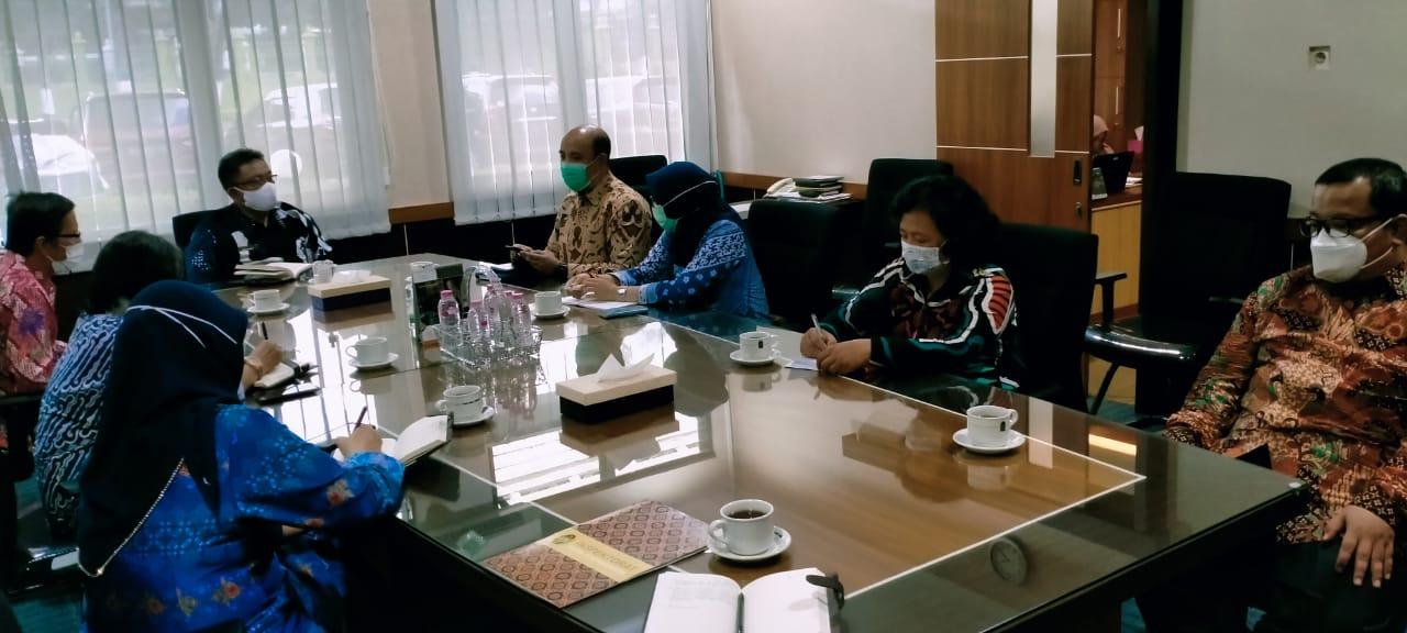 Exit Meeting BPK RI Perwakilan DIY