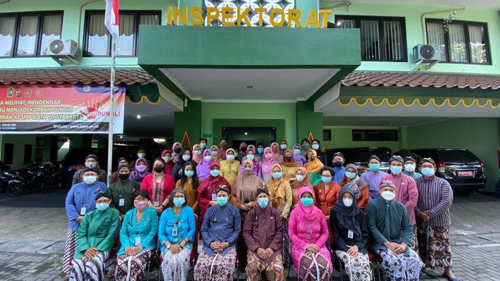 Hari Ulang Tahun Pemerintah Kota Yogyakarta 74