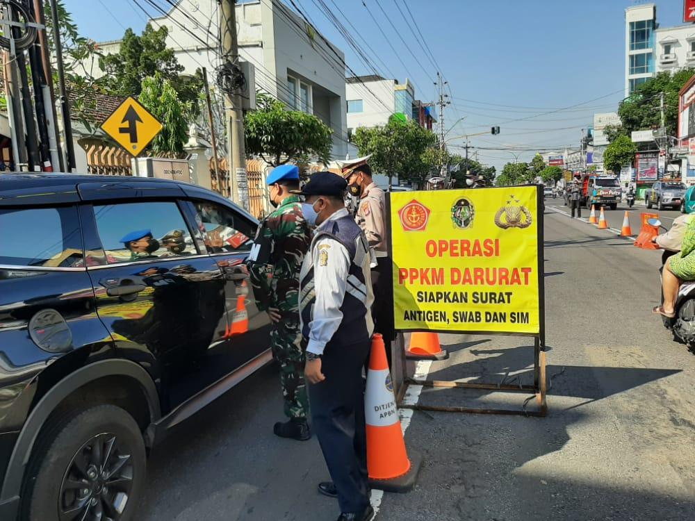 Penetapan PPKM oleh Pemkot Yogyakarta Guna Menekan Laju Virus Covid-19