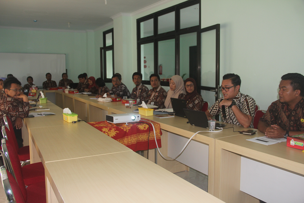 FGD Review LKj Pemerintah Kota Yogyakarta Tahun 2018