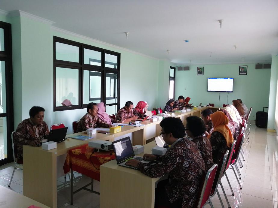 FGD Reviu LKPD Kota Yogyakarta tahun 2018