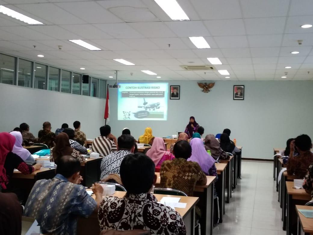 Workshop Penilaian Resiko 23-24 April 2019