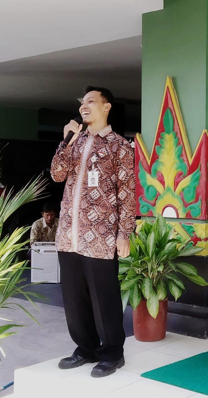 Sambutan Ketua Forum Auditor Inspektorat Kota Yogyakarta 2020-2023